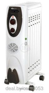 Маслонаполненный радиатор Timberk TOR 51.2007 EZ 1